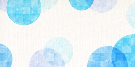 Sea summer Japanese paper background 向量圖像