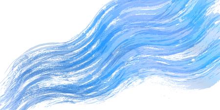 川紙水背景