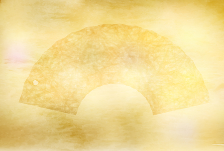 Japanese paper gold greeting card background