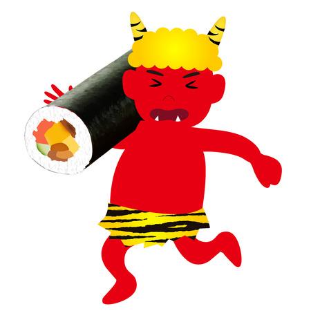 悪魔寿司豆アイコン