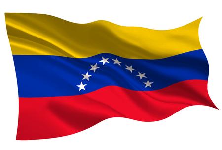 Venezuela national flag flag icon