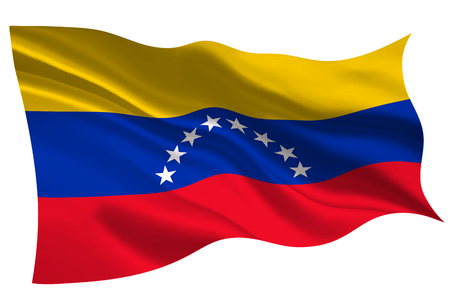 Venezuela national flag flag icon