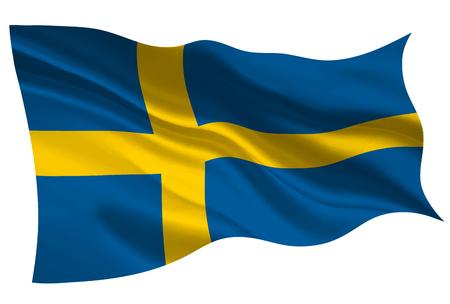 Sweden national flag flag icon