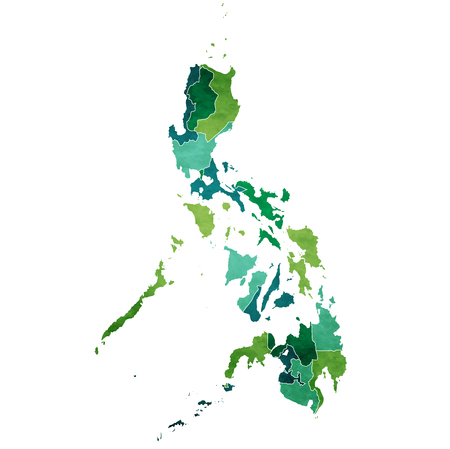 Philippines World map country icon