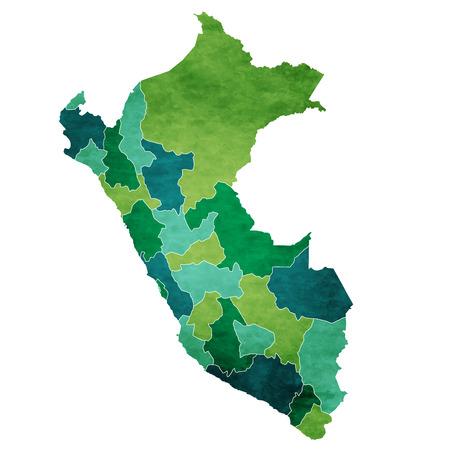 Peru World map country icon