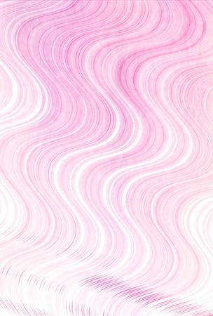 Spring pink Japanese paper background illustration.