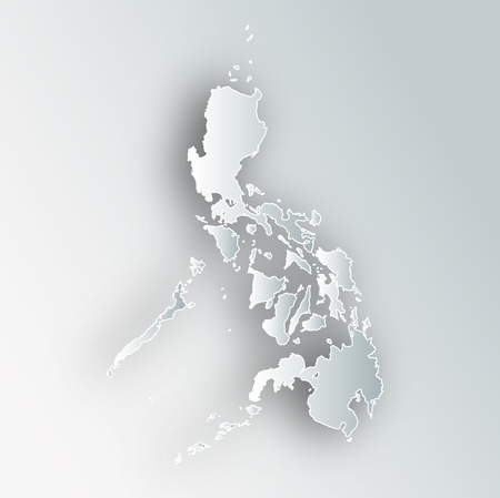 Philippines Map Frame Icon