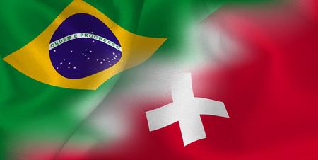 Costa Rica national flag soccer ball 向量圖像