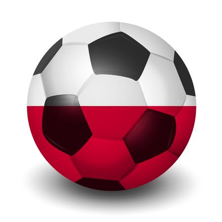 Poland football country icon