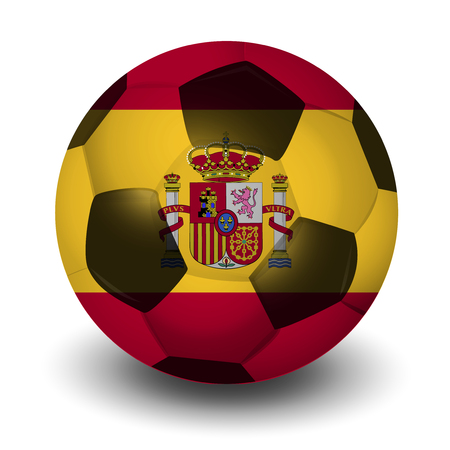 Spanish football country icon