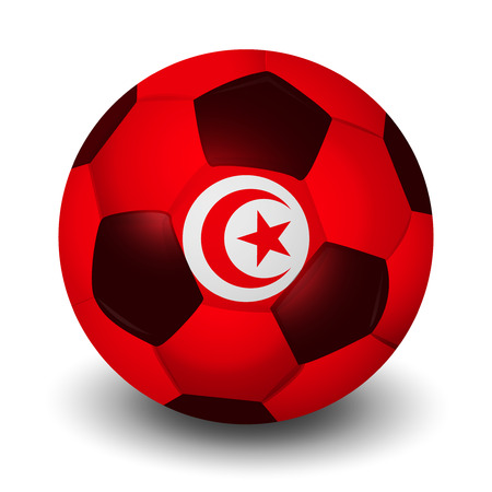 Tunisia football country icon