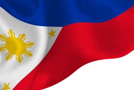 Philippines national flag background