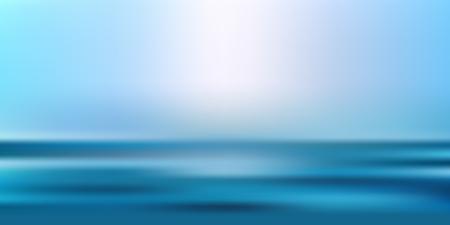 Sea and summer landscape background