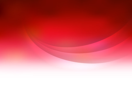 Japanese paper red curve background 向量圖像