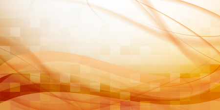 Fall curve wave background