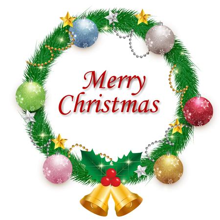 Christmas Fir Tree Winter Icon Illustration