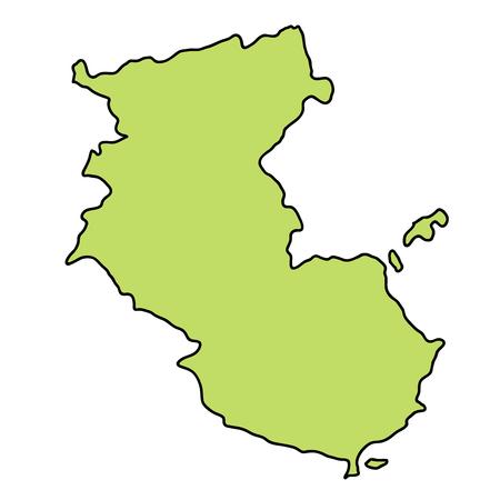 Wakayama Map frame icon