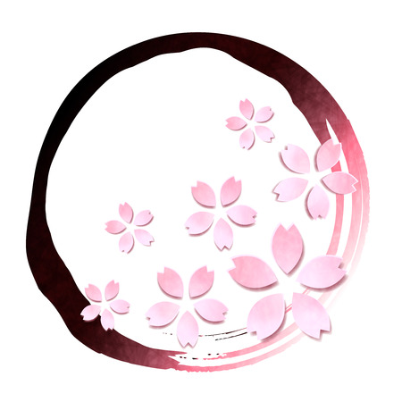 Cherry Blossom Spring Flower Icon