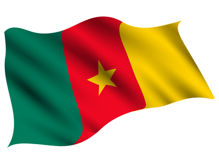 Cameroon Country flag icon