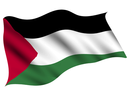 Palestine Country flag icon