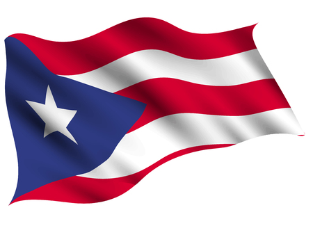 Puerto Rico Country flag icon