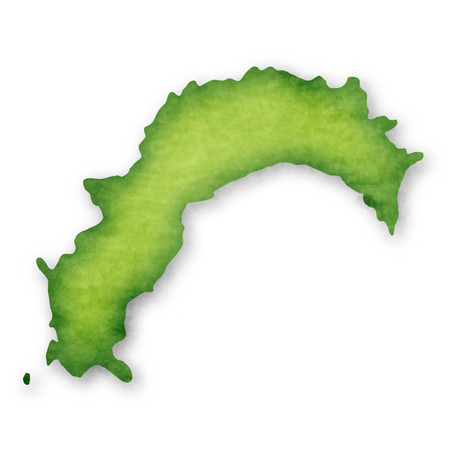 Kochi Prefecture Prefecture Japan map icon 일러스트