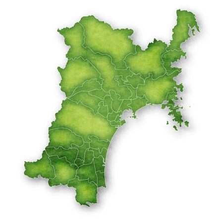 Miyagi Map green icon
