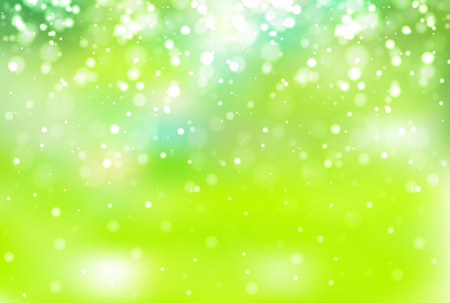 Fresh green sky light background  イラスト・ベクター素材