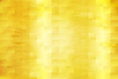 Gold Japanese paper Japanese pattern background