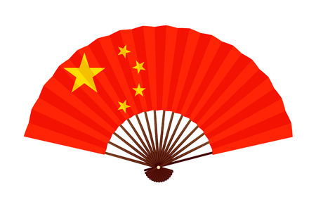 China National flag symbol icon