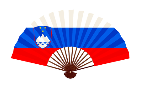 Slovenia National flag symbol icon