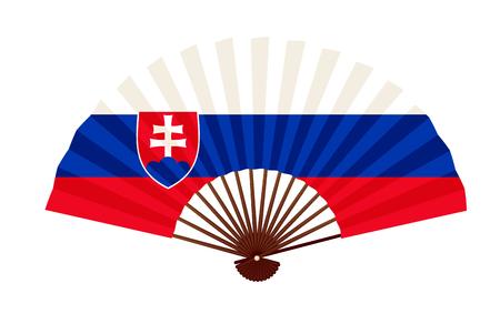 Slovakia National flag symbol icon