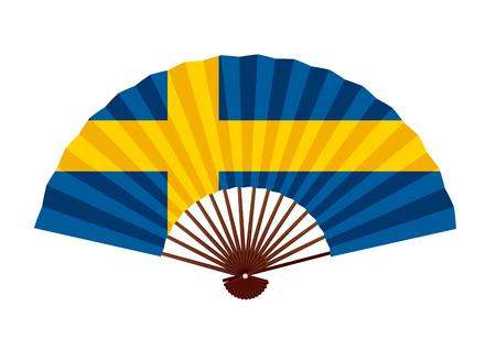 Sweden National flag symbol icon