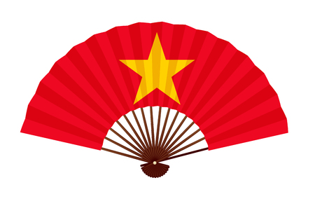 Vietnam National flag symbol icon