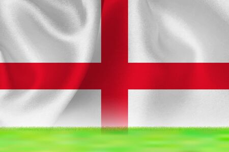 England flag grand background  イラスト・ベクター素材