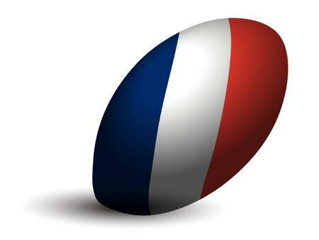France rugby ball icon