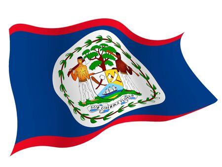 Country flag icon Belize