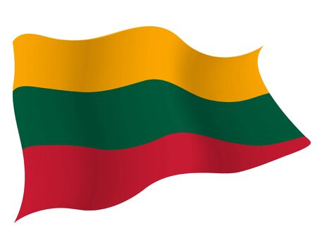 Country flag icon Lithuania