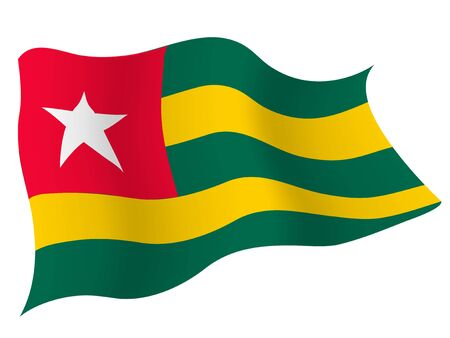 Country flag icon Togo