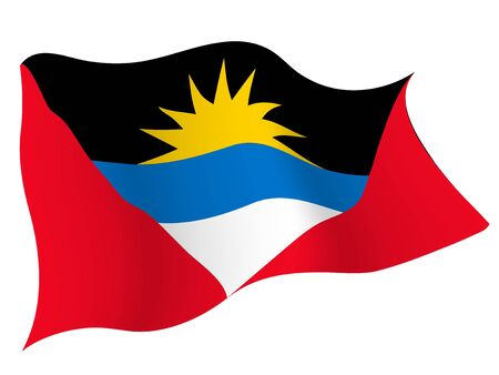 Antigua and Barbuda country flag icon