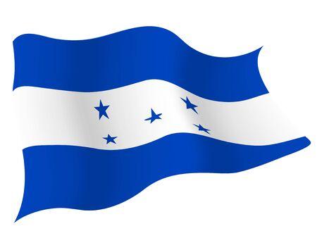 Country flag icon Honduras