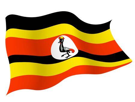 Country flag icon Uganda