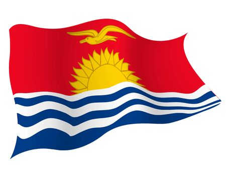 Country flag icon Kiribati