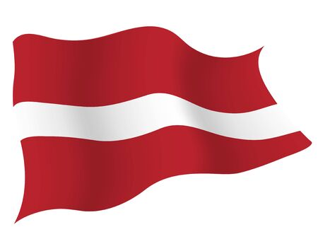 Country flag icon Latvia