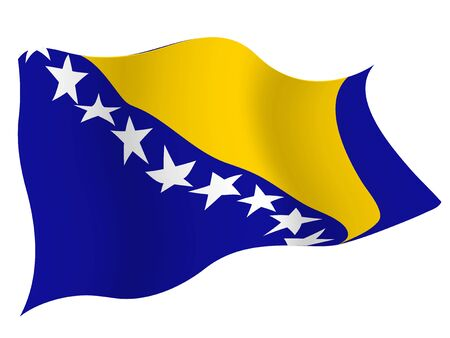 Country flag icon Bosnia-Herzegovina