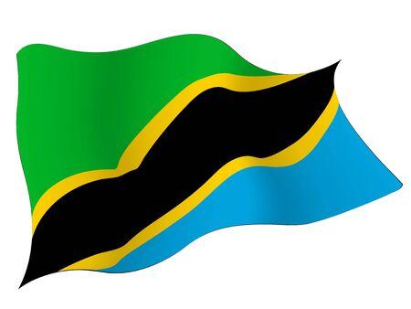 Country flag icon Tanzania