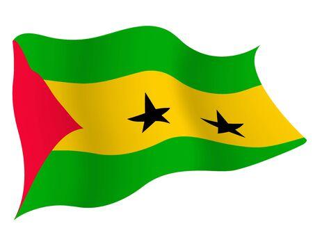 Country flag icon Sao Tome and Principe