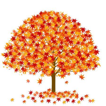 Icône d'érable feuilles d'érable