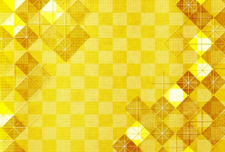 Japanese paper New Year's card pattern background 版權商用圖片 - 132722615
