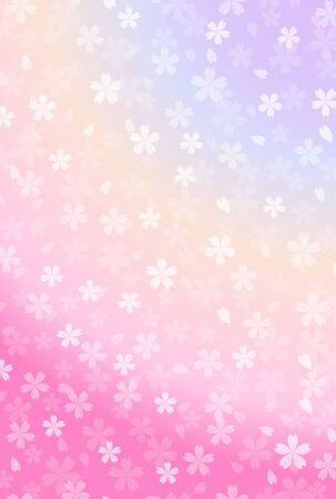 Cherry blossom spring Flower background 版權商用圖片 - 132722804